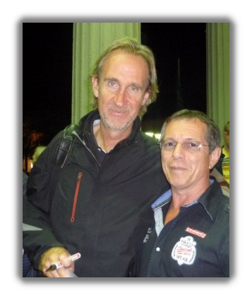 Mike Rutherford von Genesis